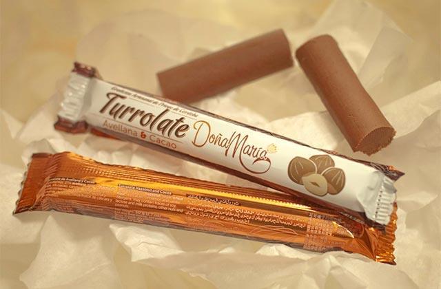 Christmas sweets in Andalucia - Turrolate de Cordoba