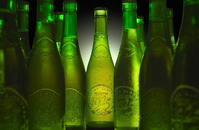 cervezas de Andalucía - Alhambra Reserva