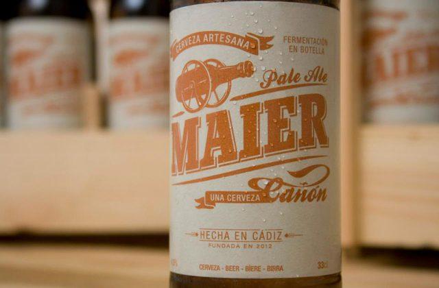 cervezas de Andalucía - Maier