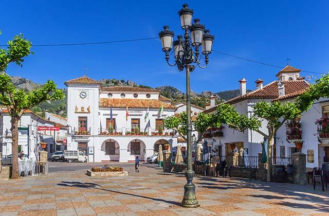 Grazalema Casco Antiguo - Crédito editorial: Marc Venema / Shutterstock.com