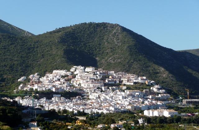 visiter Marbella - ojen