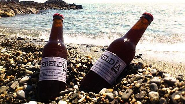cervezas de Andalucía - rebeldia