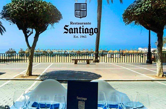 Restaurante Santiago, Marbella