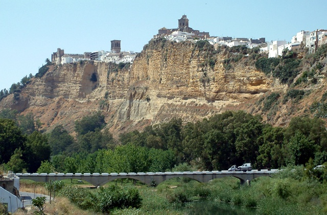 Villages de Cadix - Arcos de la Frontera