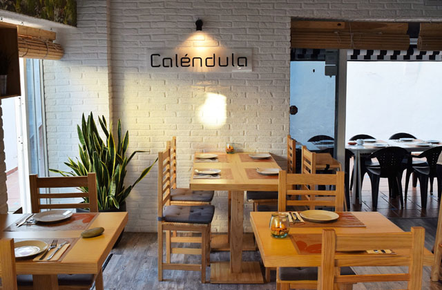originelle Restaurants in Malaga - Calèndula Tapas
