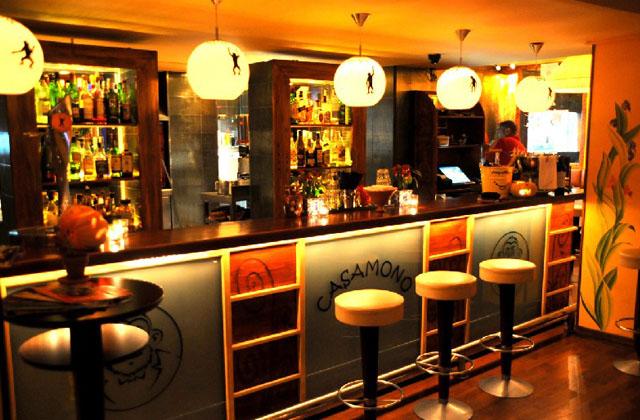 Restaurantes originales en Malaga donde comer bien - Casamono