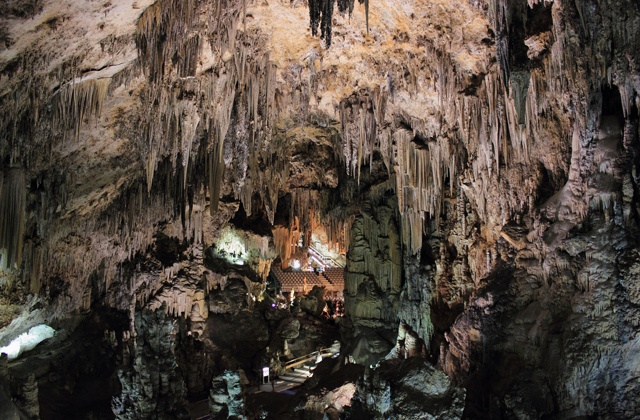 Discover Andalucia - Nerja caves