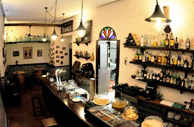 Restaurantes originales en Malaga donde comer bien - La_Tranca1