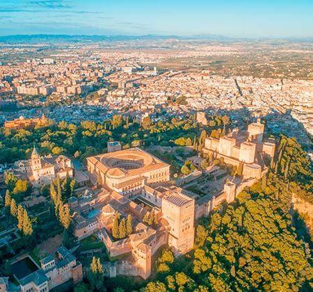 Visitar la Alhambra, Granada