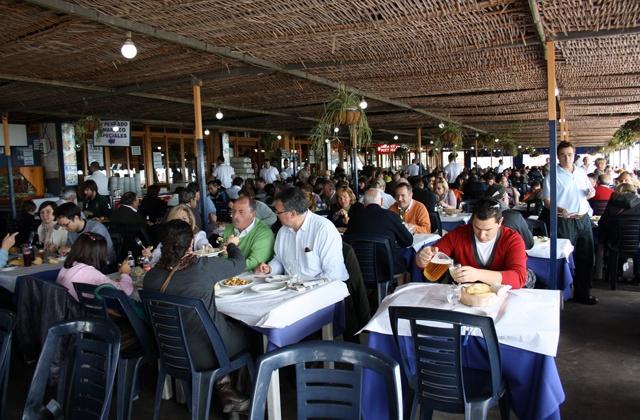 Restaurantes originales en Malaga donde comer bien - el tintero