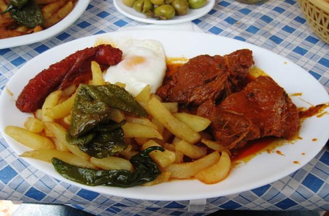 Restaurantes originales en Malaga donde comer bien - la butibamba