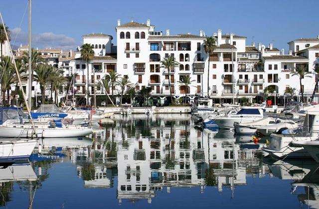 Ports maritimes et de plaisance d'Andalousie - puerto_de_la_duquesa