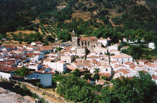 Pueblos de Huelva - Almonaster La Real