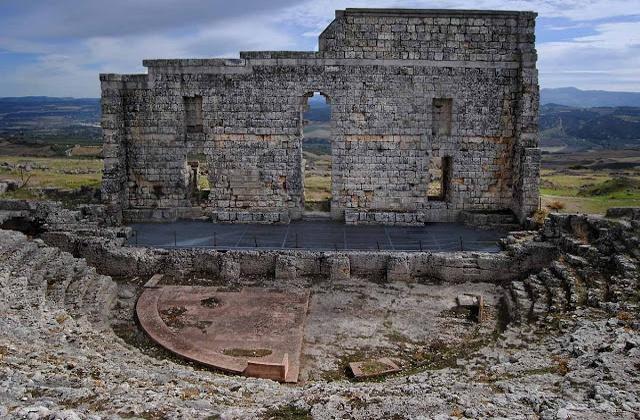 Römischen Reiches - acinipo ronda
