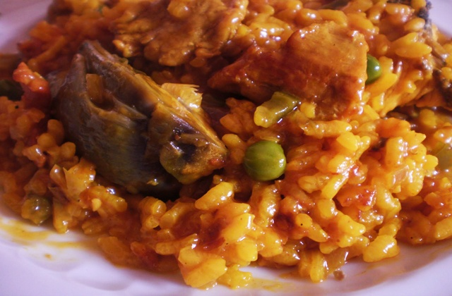 arroz con magro