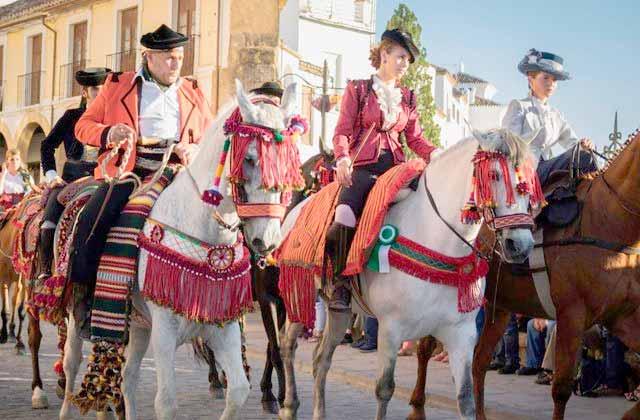 Sierra de Grazalema Fiestas
