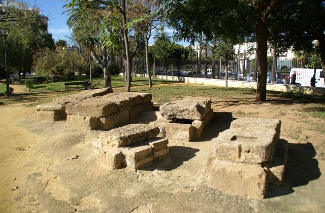 Imperio Romano - Necrópolis romana (Cádiz)