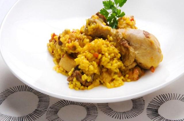 Où manger paella à Conil - Almadraba