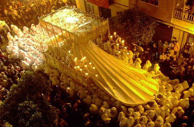 Osterwoche in Andalusien - pasos de semana santa