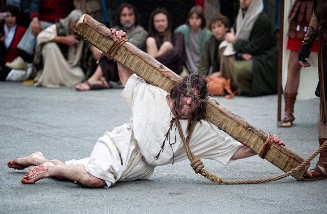 Easter Week in Andalucia - representaciones-de-semana-santa