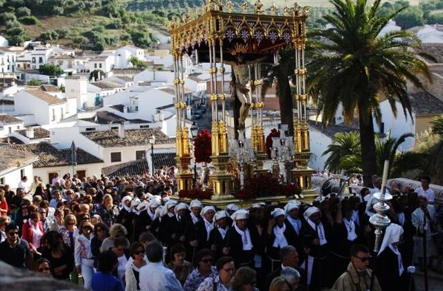 Prozessionen der Osterwoche in Andalusien - semana santa antequera