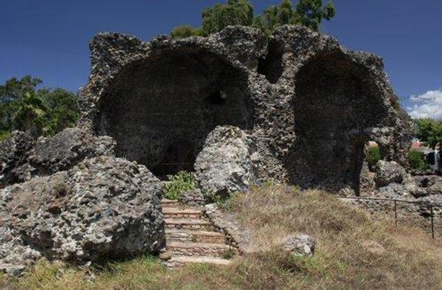 Römischen Reiches - Gewölbebäder von Marbella