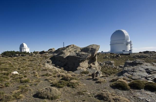 Astroturismo - Observatorio Astronómico de Calar Alto