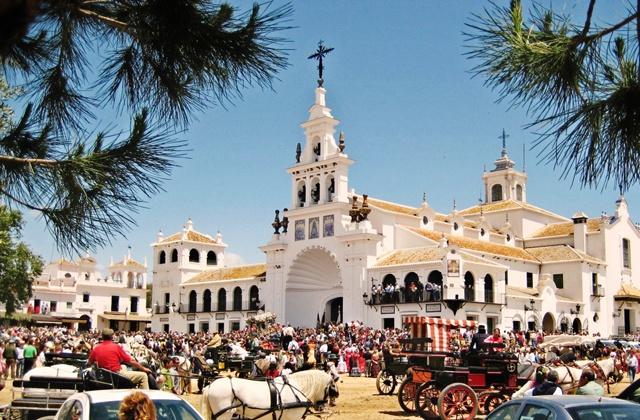 Choses à voir et à faire en Andalousie - el rocio