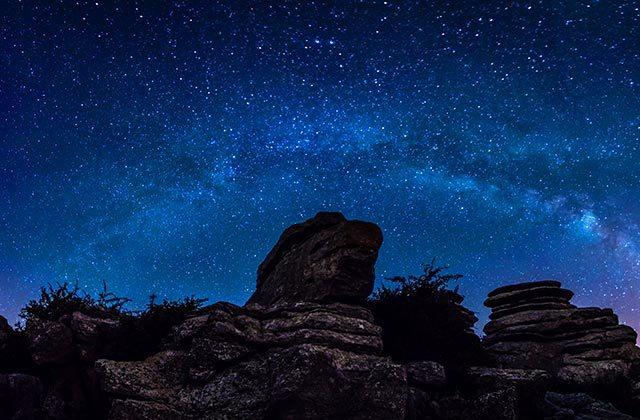 Astroturismo - Observatorio Atronómico de El Torcal