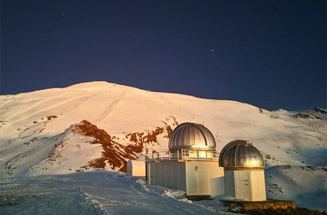 Astroturismo - Observatorio de Sierra Nevada