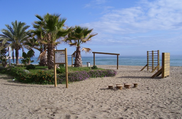 Best beaches in Andalucia - playa carvajal