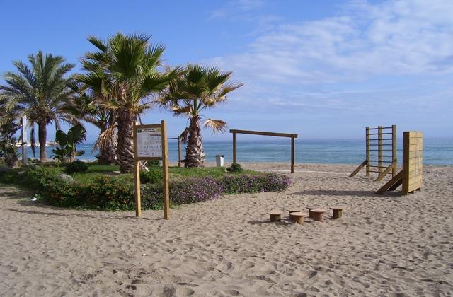 10 mejores playas de Andalucía - playa carvajal