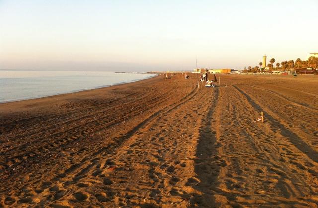 10 meilleures plages d'Andalousie - playa de la rada