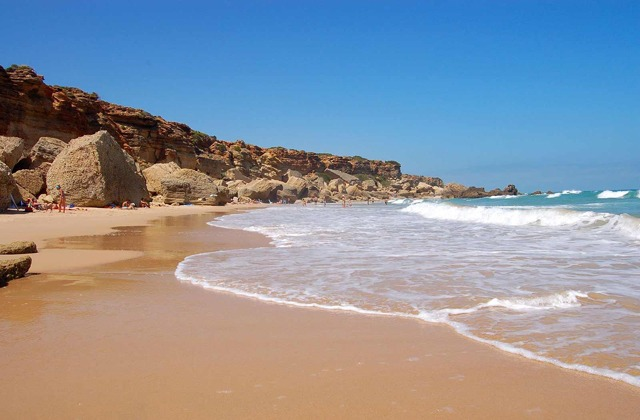 Best beaches in Andalucia - playa-la-barrosa-cadiz