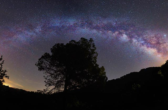 Astrotourismus - Sierra de Grazalema