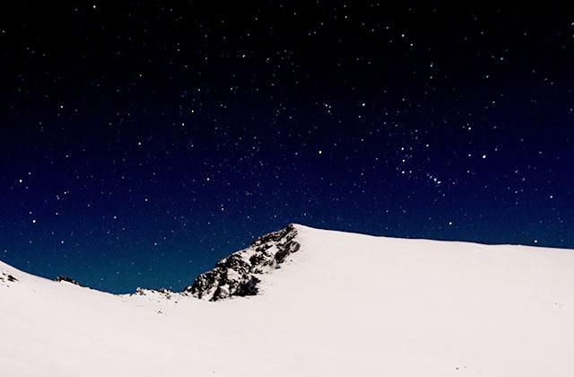 Astroturismo - Sierra Nevada (Granada)