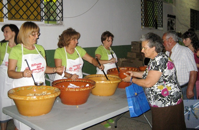 Alfarnatejo feria del gazpacho
