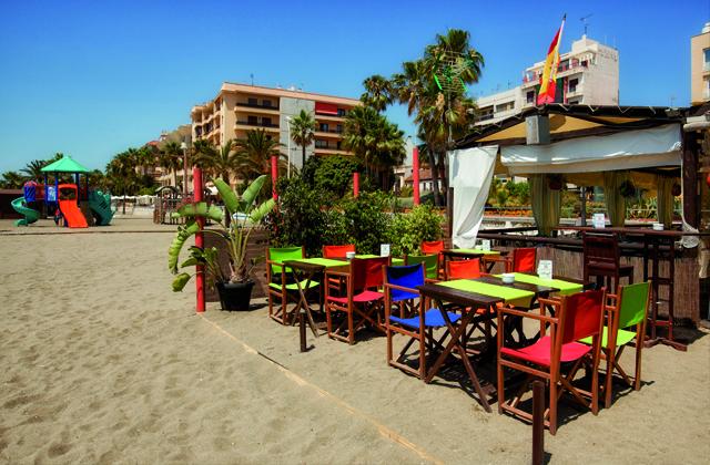 Chiringuitos y terrazas en Estepona - Chiringuito El Madero