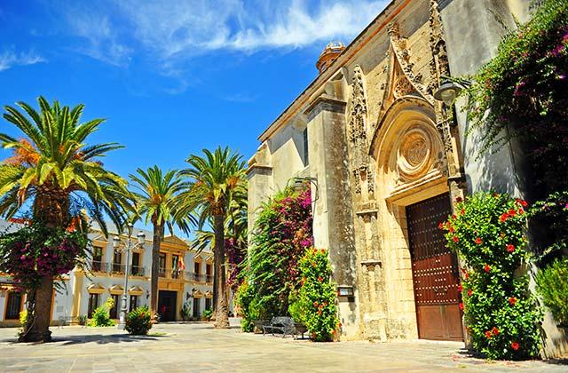 Patios de Andalucia - Chipiona, Cádiz