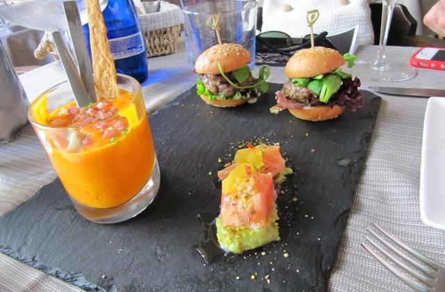 Strandbars und Restaurants in Marbella - la garnacha