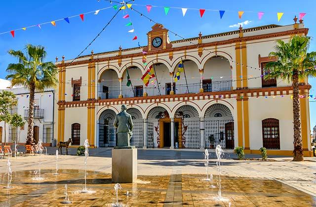 Patios de Andalucia - Moguer, Huelva