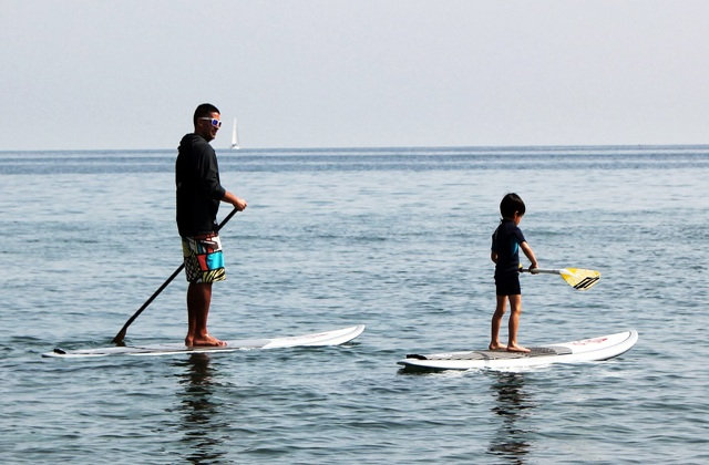 paddle surf marbella