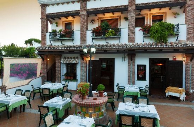 beach bars and restaurants Marbella - terraza carmen