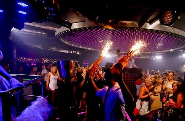 Aqwa Mist - Marbella Nightlife, nightclubs in Marbella