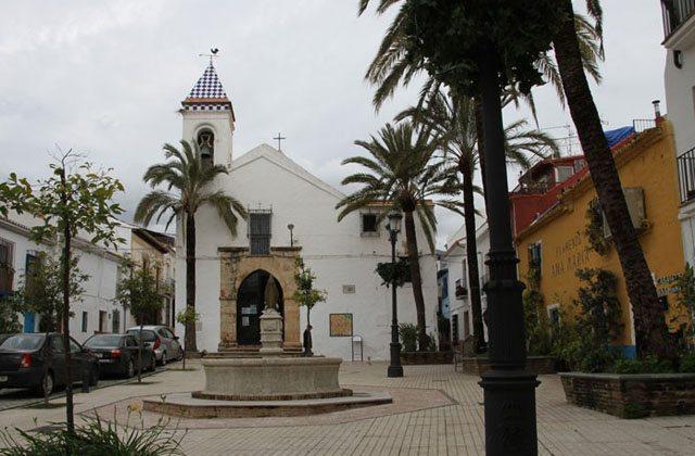 Les quartiers d'Andalousie - Barrio Alto, Marbella.