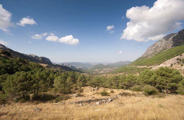 Miradores de Andalucia - boyar grazalema