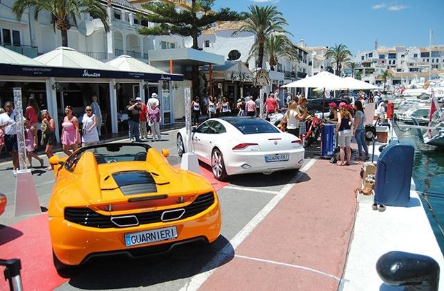 Cosas que ver y hacer en Andalucía - Puerto Banus