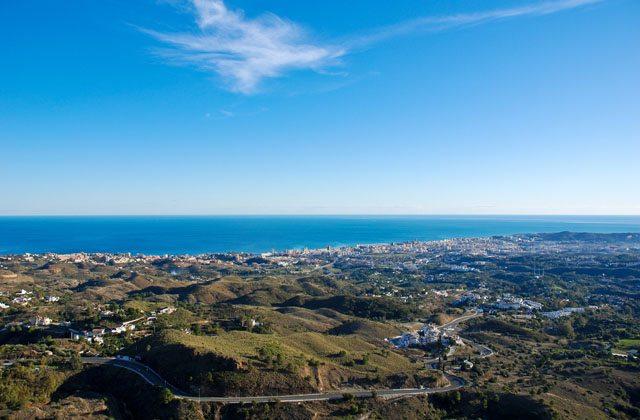 Belvédères d'Andalousie - Mirador de Mijas