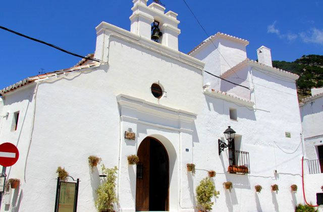Los barrios de Andalucía - Barrio Santana, Mijas
