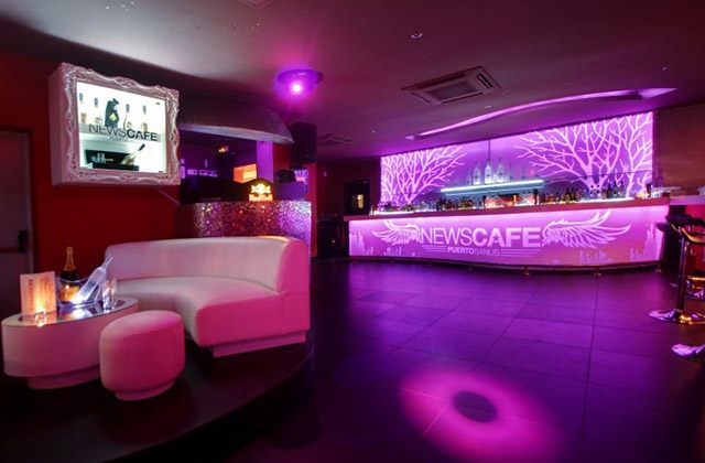 News Cafe | nightclubs y discotecas en Marbella